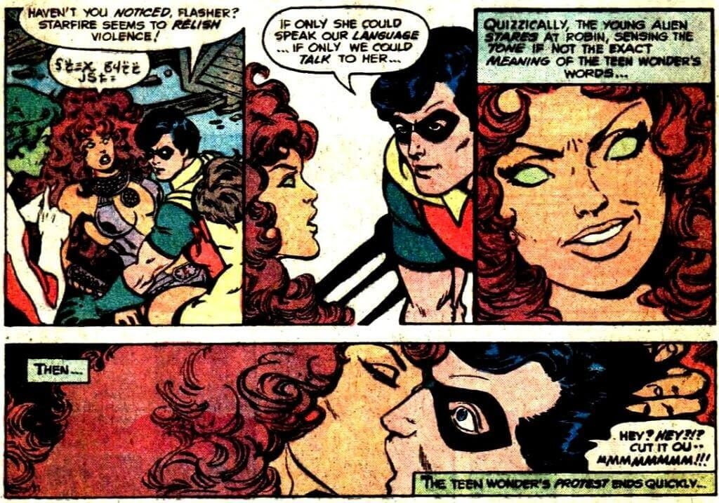 New Teen Titans 2 George Perez
