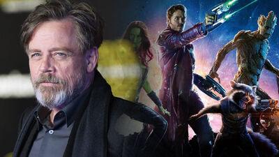 'Guardians of the Galaxy 3' Could Star Mark Hamill?! - FANDOM News