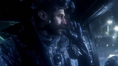 Is Captain Price Immortal?