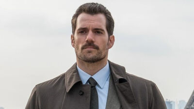 Can Henry Cavill Recognise His Own Lip Playing Guess the Moustache?