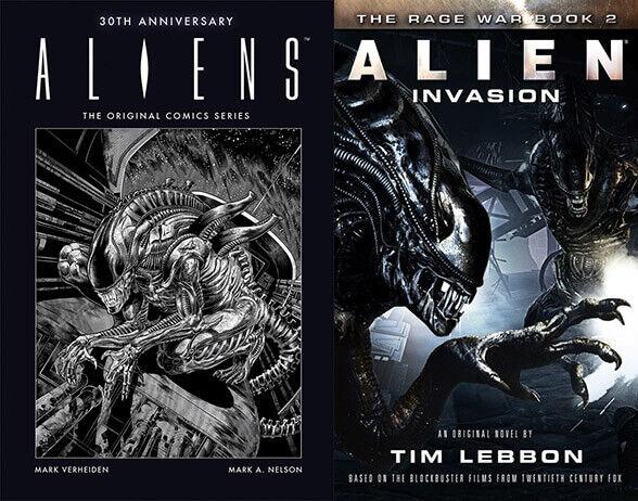 alien day books