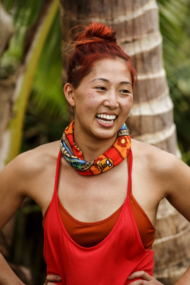 Mari Takahashi Survivor season 33 Millennials team Vanua tribe