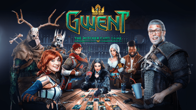 The key art for Gwent
