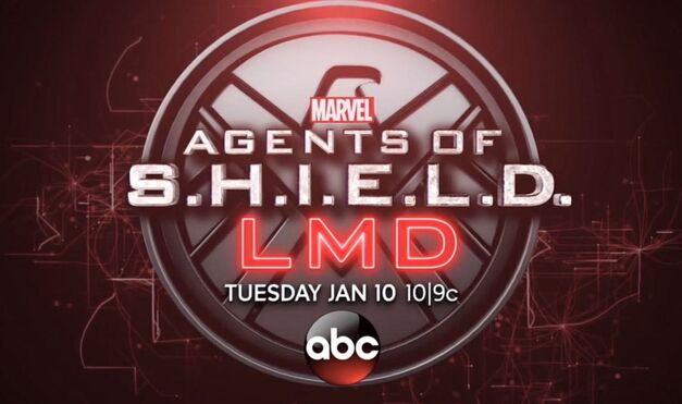agents of shield LMD title card