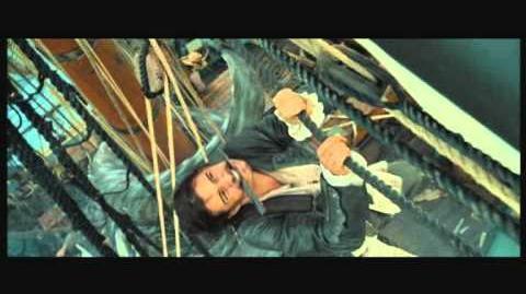 Davy Jones lässt den Kraken frei.