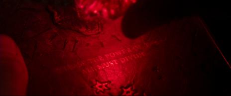 Galileos Tagebuch Inschrift