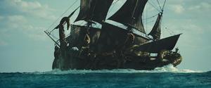 Kraken destroys the pearl-0