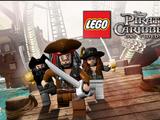 LEGO Pirates of the Caribbean: Das Videospiel