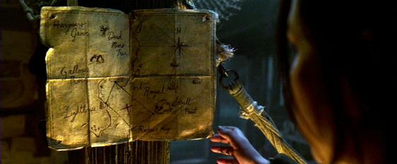 Henrys Karte