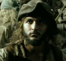 Pirat(Rückblände)