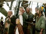 Crew der Black Pearl