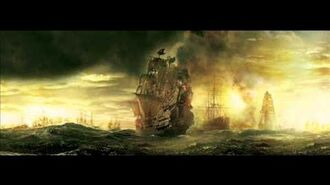 Pirates of the Caribbean On Stranger Tides Demo 20. English Ship