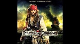 Pirates Of The Caribbean 4 (Complete Score) - Barbossa's Entrance