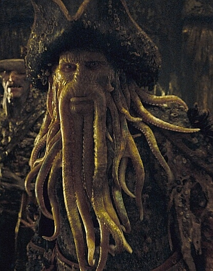 fluch der karibik davy jones