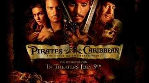 Pirates of the Caribbean - Soundtrack 15 - He's a Pirate