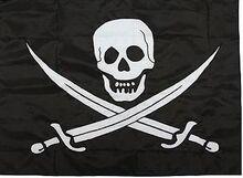 Barbossa Flagge