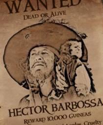Steckbrief Barbossa