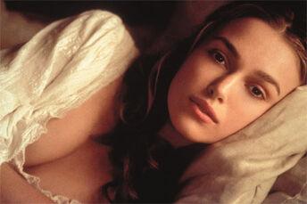 Elizabeth bed