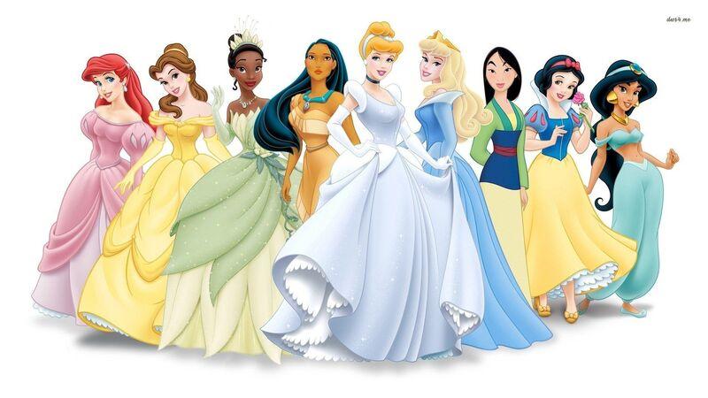 Evolving Traits Of The Disney Princess   Fandom