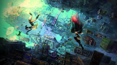 'Gravity Rush 2' Review - Down to Earth