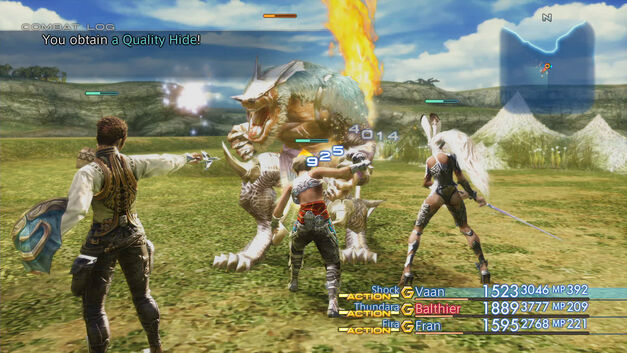 You can barely tell Final Fantasy XII is a 2006 game when looking at screenshots of The Zodiac Age.