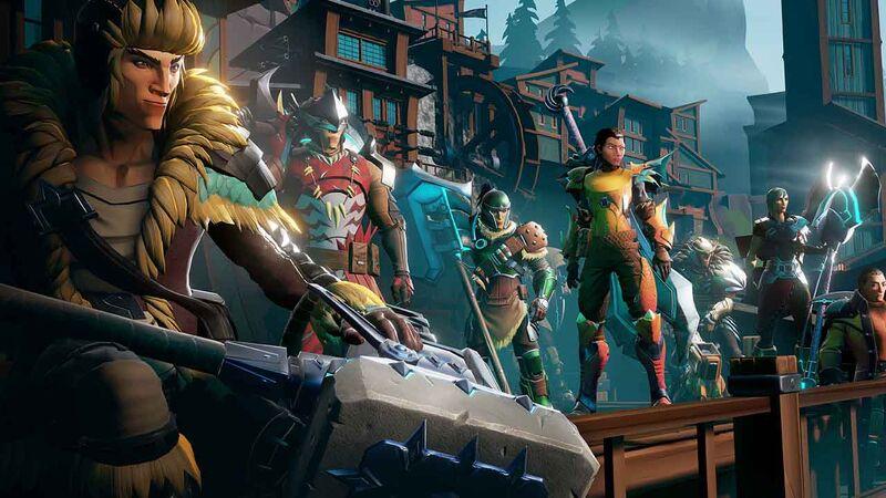 Dauntless armour sets gear loot