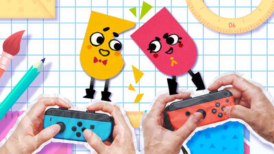 'Snipperclips' Review - The Switch Game You Need to Play after 'Zelda'