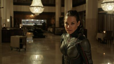 How Evangeline Lilly's Role In 'Lost' Prepared Her For 'Ant-Man and the Wasp'