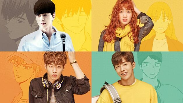 Cheese in the Trap k-drama