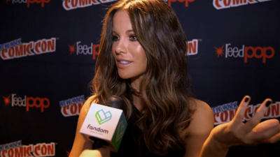 NYCC: Kate Beckinsale 'Underworld' Interview