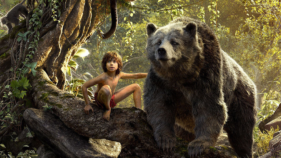 The-Jungle-Book disney live-action remake