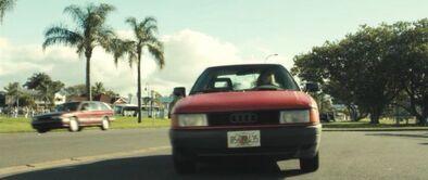 1987 Audi 80 B3