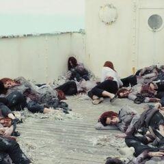 A pile of dead Sallys.
