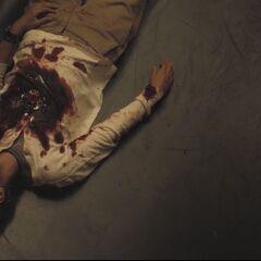A dead Greg.