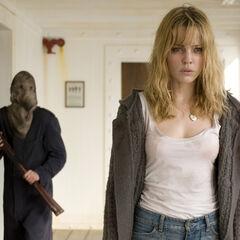 Jess and masked killer image.