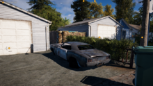Lopez Project Car in Far Cry 5