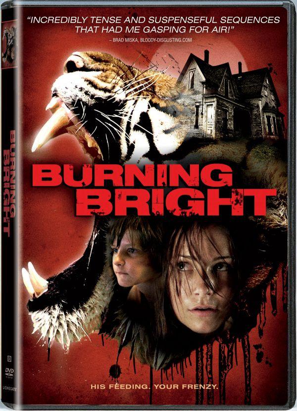 Burn Bright (The Night Creatures Book 1)