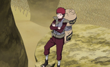Gaara with his Fourth Company