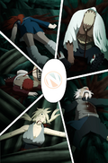 Five Kage defeated by Madara