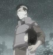 Zabuza leaves with Haku