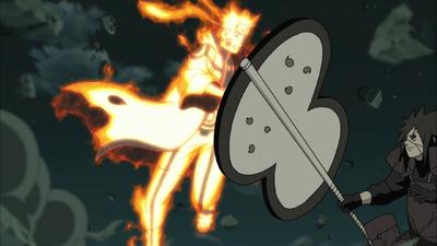 Madara's War Fan