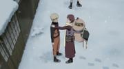 Gaara pleads Naruto