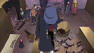 Gaara and others confronted by Obito
