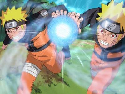 Naruto's Giant Rasengan