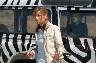 Amy Newman(Prey 2007)