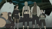 The Five Kage restored