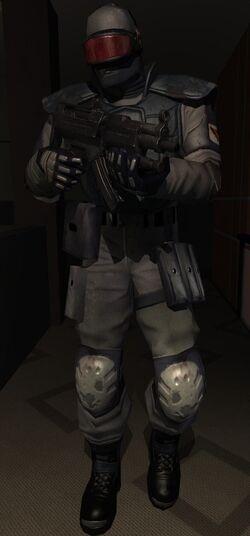 Replica Fatigues Soldier 064