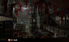 Fear3-Concept art of the Apartment.