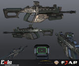 G3A3 Assault Rifle