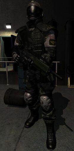 Replica Recon Soldier 027